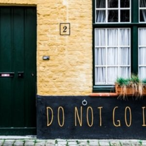eBook: Do Not Go In There