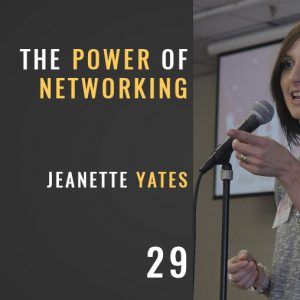 the power of networking, the seminary of hard knocks with seth muse
