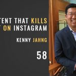 content that kills it on instagram with kenny jahng, the seminary of hard knocks podcast with seth muse