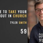 Text in church with your phone out with Tyler Smith of Text in Church, The seminary of hard knocks podcast with seth muse