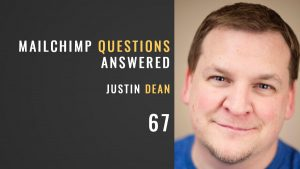 mailchimp questions answered with justin dean, the seminary of hard knocks with seth muse