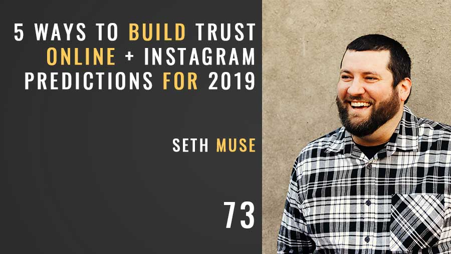 5 Ways to Build Trust Online/Instagram Predictions