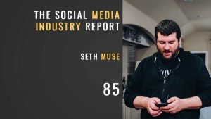 social media examiner, social media industry report, the seminary of hard knocks podcast with seth muse