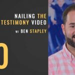 nailing the video interview with Ben Stapley, The Seminary of Hard KNocks podcast with Seth Muse, church communications