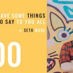 I have some things to say to you all, the seminary of hard knocks podcast with seth muse, church communications, church content marketing