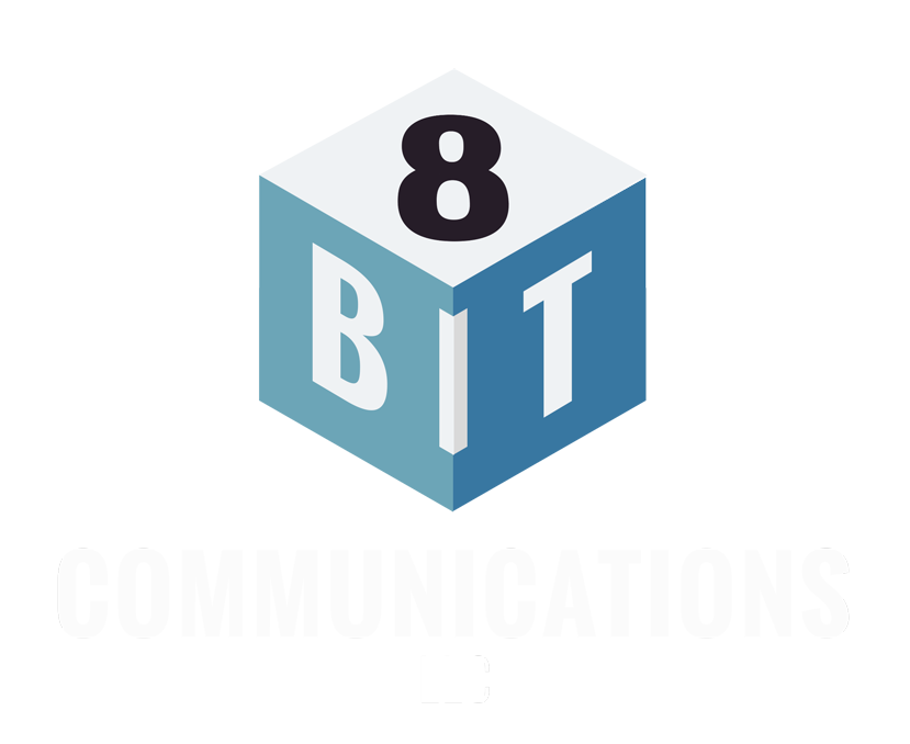 8-bit communications, marketing, social media, website, seo, google