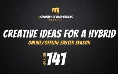 Creative Ideas for a Hybrid Online/Offline Easter Season